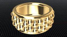 Ringoknaus1 3D Model