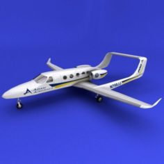 Adams a700 3D Model