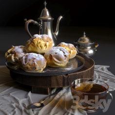 Leningrad cakes                                      3D Model