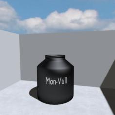 Cistern Free 3D Model