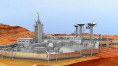 Starship troopers port joe smith 3D Model