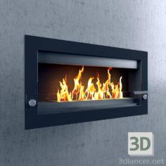 3D-Model  Fireplace