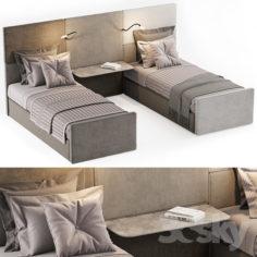 SINGLE BEDS 11                                      3D Model