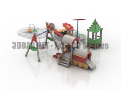 Playground 3D Collection