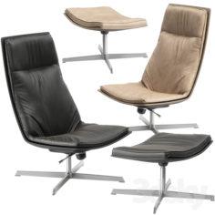 Arper catifa 70 soft chair                                      3D Model