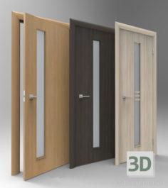3D-Model  doors