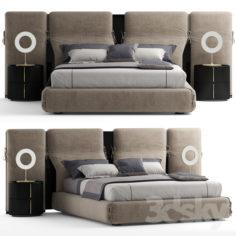 My design bed                                      3D Model