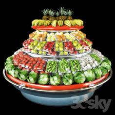 Refrigerated Hill Bonnetneve Amphi Loggia                                      3D Model