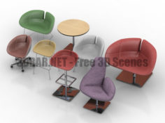 Fjord MOROSO 3D Collection
