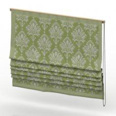Curtain 3D Model