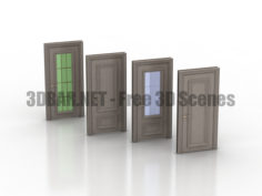 Doors DORIAN 2016 Visconti 3D Collection