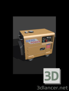 3D-Model  generator