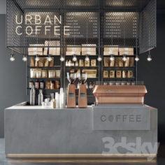 Coffeeshop                                      3D Model