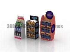 Showcase market 3D Collection