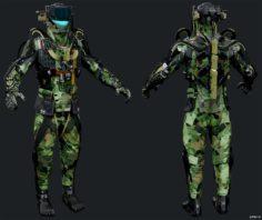 FTL: Forest 3D Model