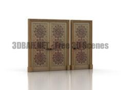 Arabic Doors 3D Collection