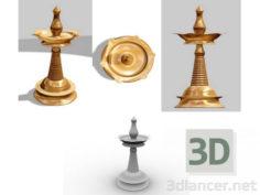 3D-Model  Lamp