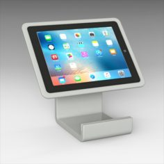 Ipad Square Stand 3D Model