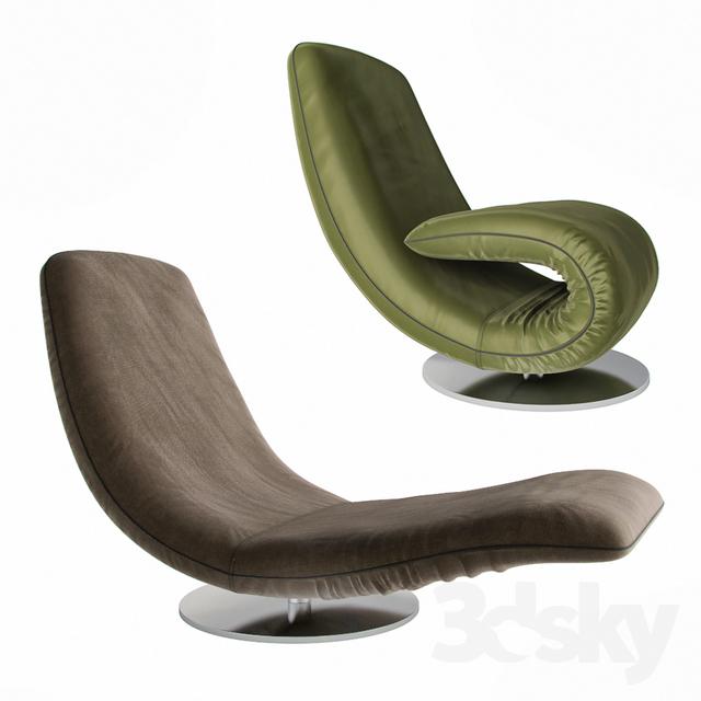 Tonin Сasa Life Style Ricciolo 7865                                      3D Model