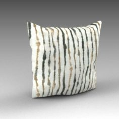 Scatter cushions 3D Model