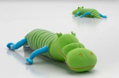 Crocodile Toy 3D Model