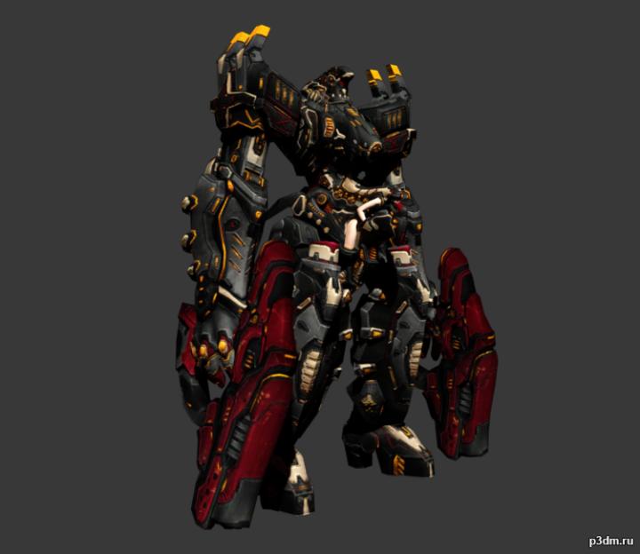 Thor (Mech) 3D Model