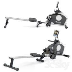 Rowing Xterra ERG200                                      3D Model