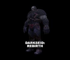 Darkseid (Rebirth) 3D Model