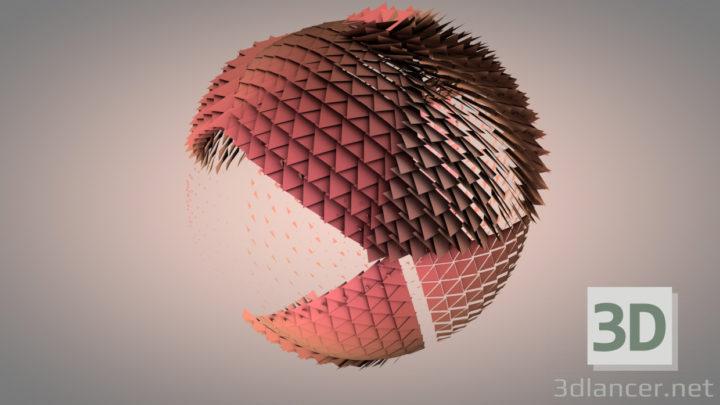 3D-Model  sphere