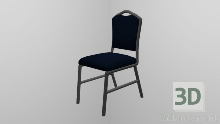 3D-Model  Chair
