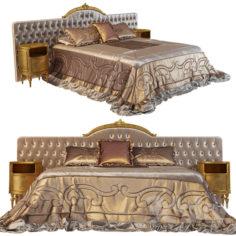 BED STRADIVARI                                      3D Model