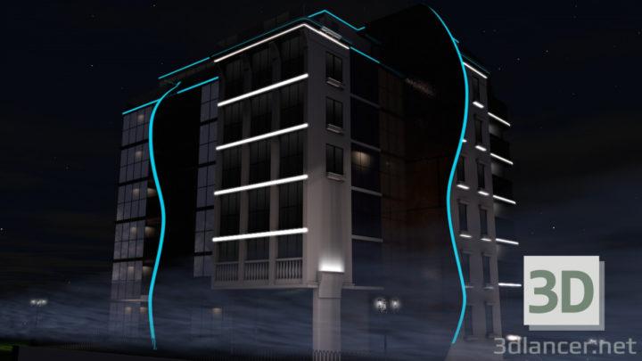 3D-Model  House