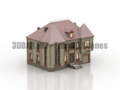 House victorian 3D Collection