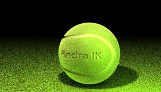 Tennis Ball Free 3D Model