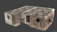 Afghan house 3E 3D Model