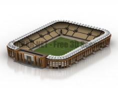 Stadium sport 3D Collection