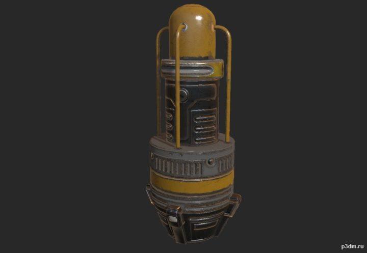 filtr 3D Model