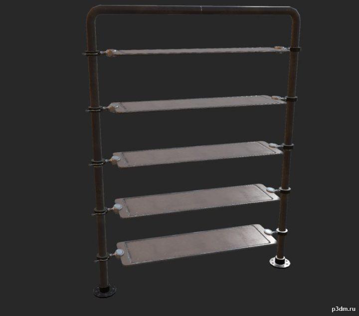 Furniture1 3D Model