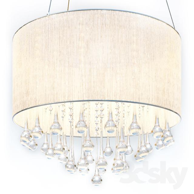 Belle chandelier                                      3D Model