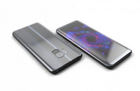 Samsung Galaxy S9 3D Model