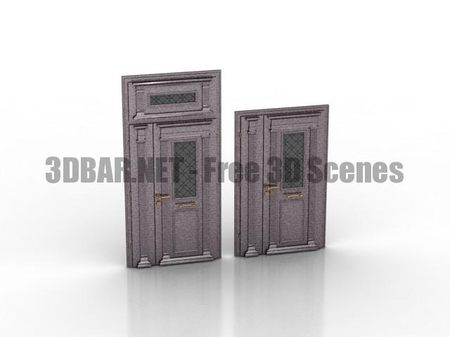 Gerda Door 3D Collection