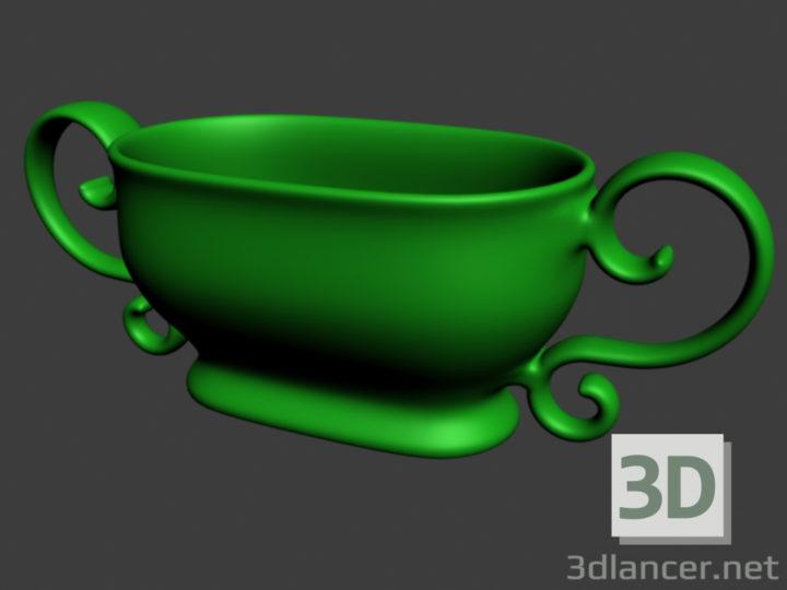3D-Model  Charka