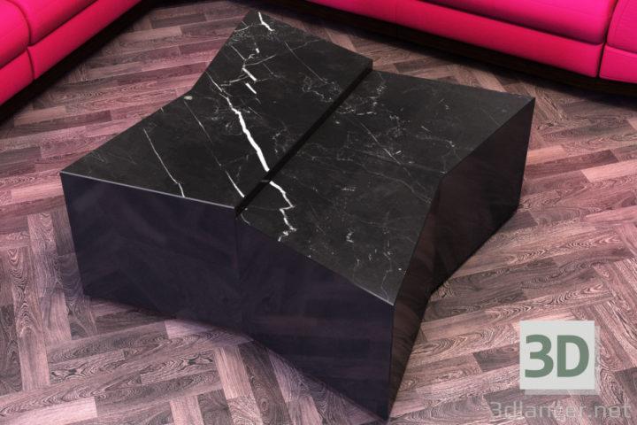 3D-Model  Stol Magenta.
