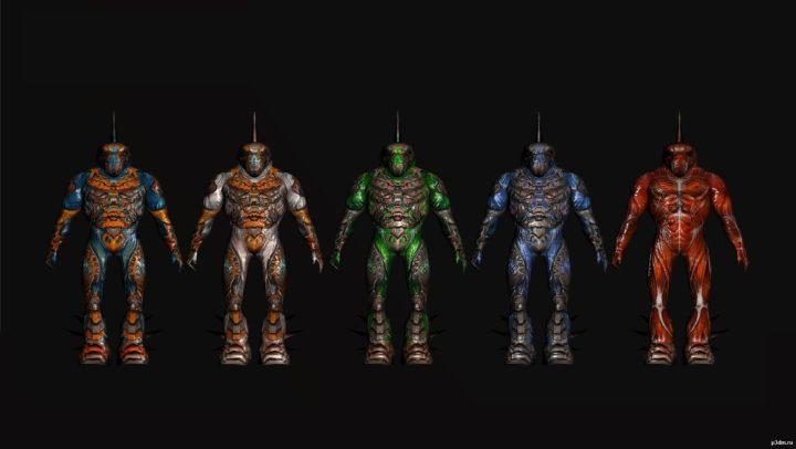 Zorg 3D Model