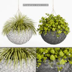 plant set-110                                      3D Model