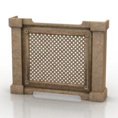 Screen 3D Model