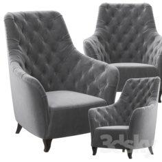 Tosconova Dane armchair                                      3D Model