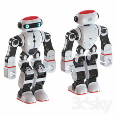 Bobi Humanoid intelligent robot                                      3D Model