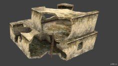 Ruins 1 3D Model