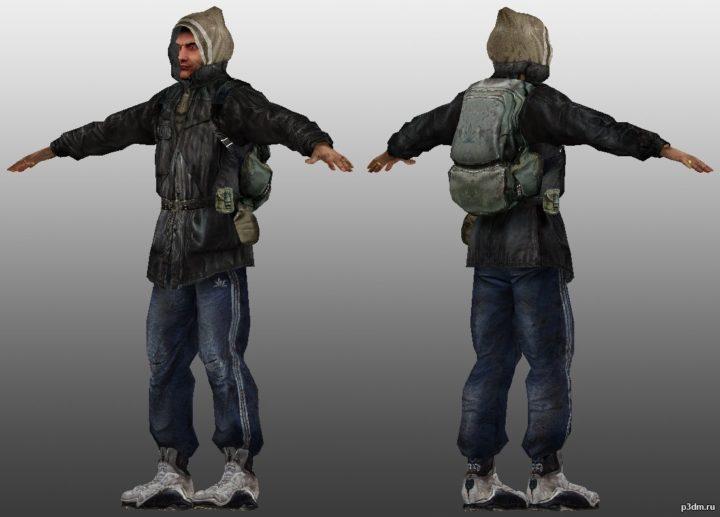 Bandit 3D Model